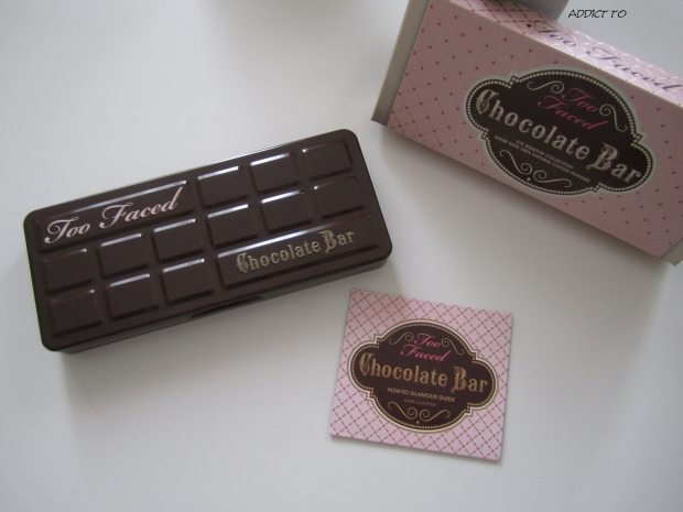 Chocolate Bar, Too Faced